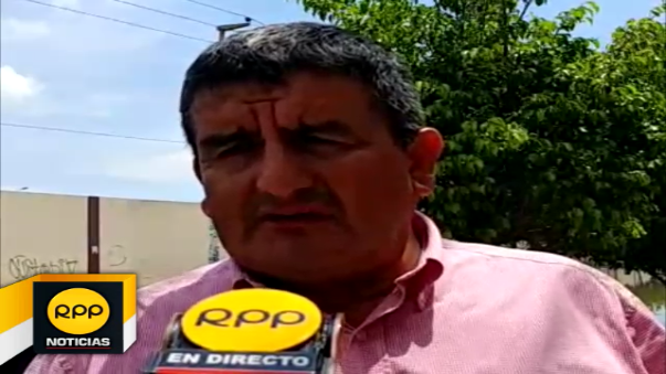 Gobernador regional de Lambayeque, Humberto Acuña Peralta.