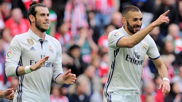 Así fue la gran jugada del Real Madrid que definió Karim Benzema.