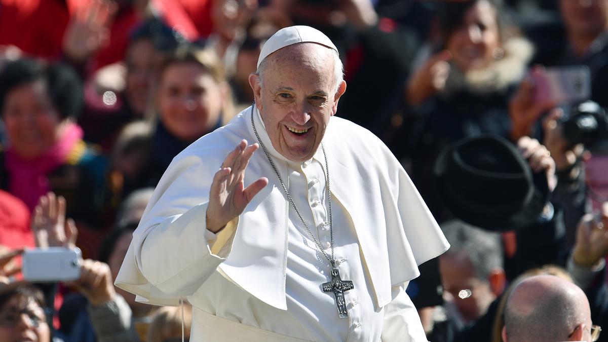 Mira el mensaje de esta semana del Papa Francisco.
