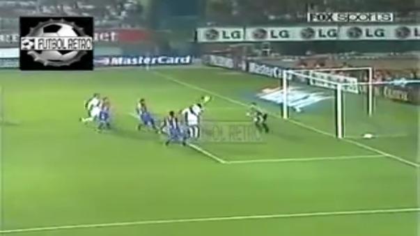 Perú goleó 4-1 a Paraguay por las Eliminatorias Alemania 2006.