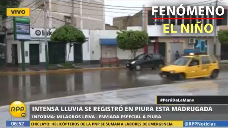 RPP Noticias llegó a la ciudad de Piura.