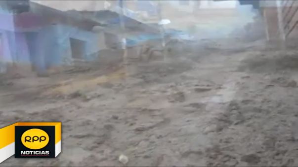 Asimismo se reportó un fallecido quien intentó cruzar las aguas del río Huaura hasta el distrito incomunicado de Ambar.