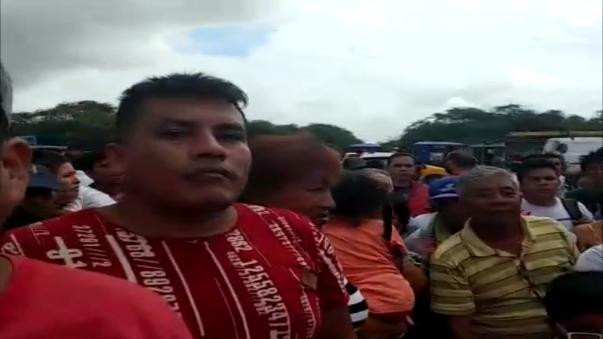 Vuelos de la FAP beneficiaron a damnificados por lluvias y desborde de ríos.
