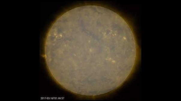 El Sol es una estrella que se formó hace aproximadamente 4,600 millones de años.