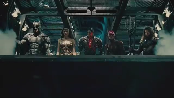 Teaser - Justice League