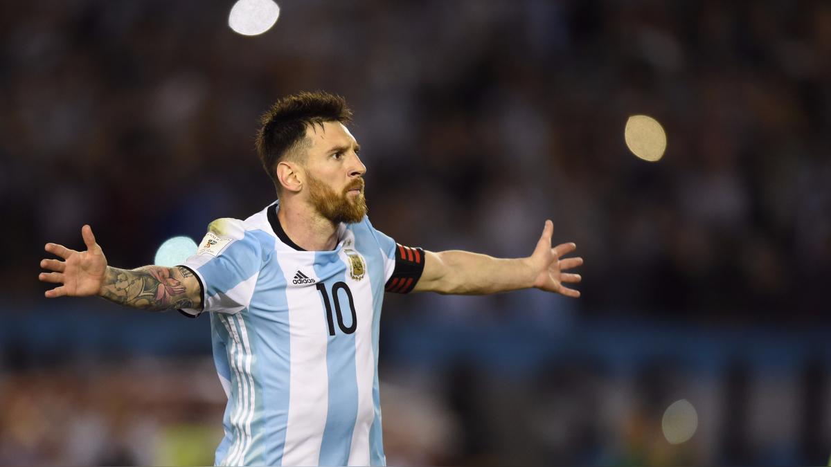 El capitán Lionel Messi marcó el gol de penal a los 16 minutos.