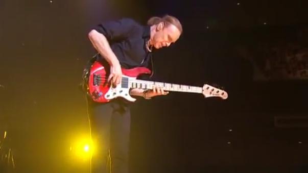 Billy Sheehan - Bass Solo