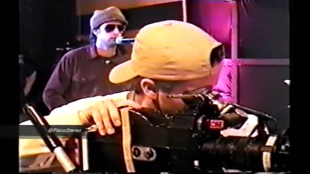 Soda Stereo - En Remolinos (ensayo inédito)