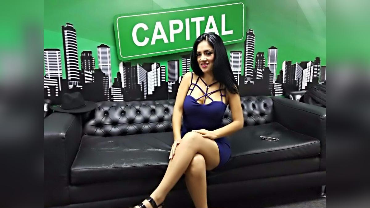 Katy Jara estuvo en los pasillos de RPP Noticias