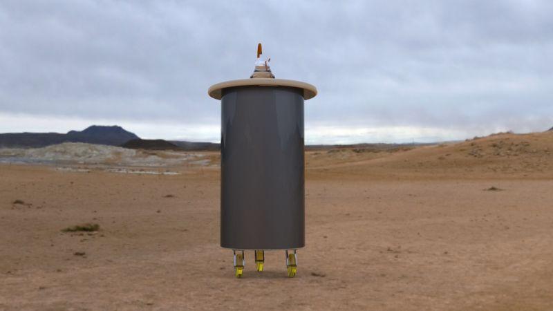 El objetivo de esta invención es llevar agua a zonas remotas, donde no hay fácil acceso al recurso.