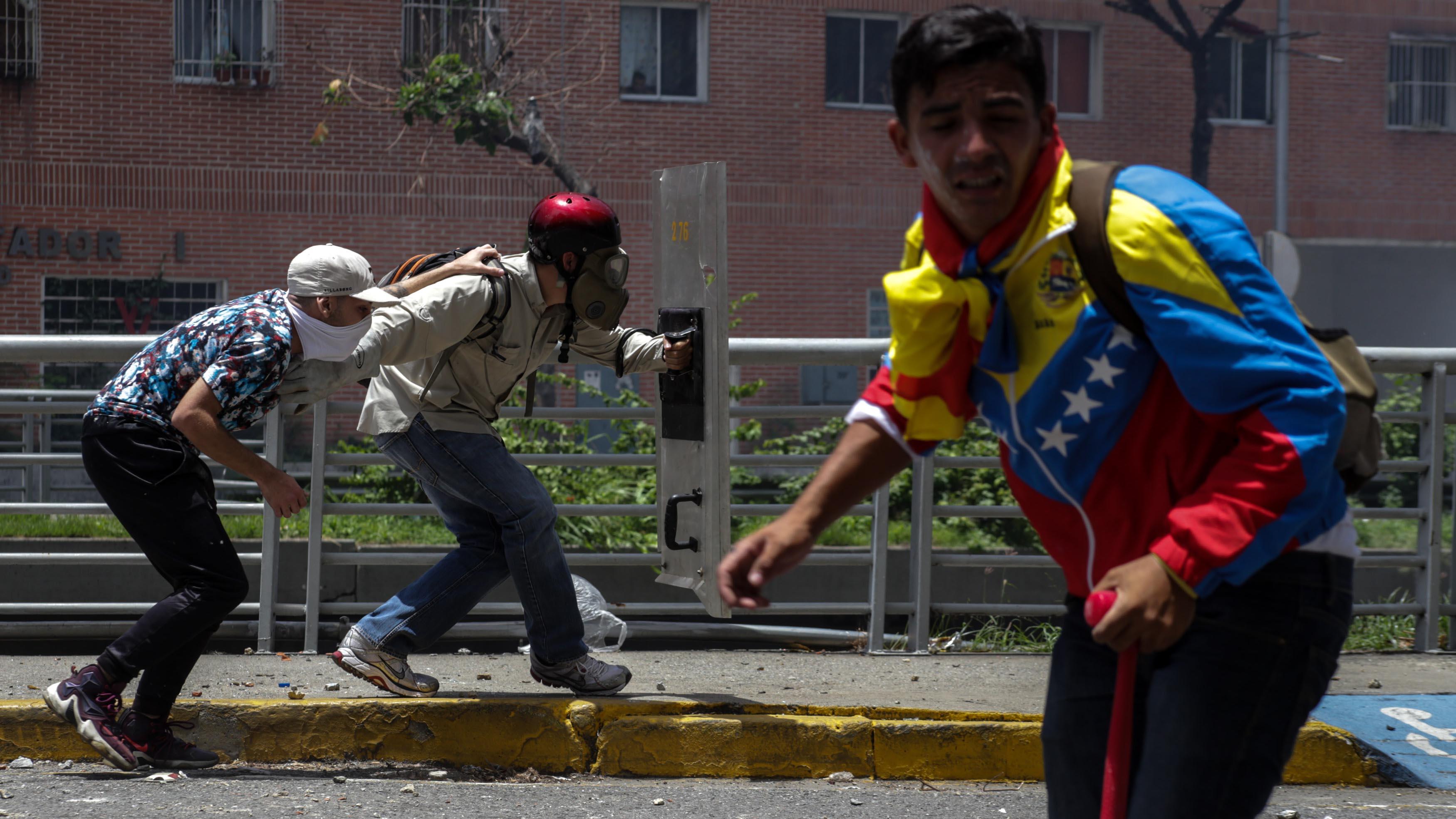 Venezuela vive su momento de mayor tensión política y social de los últimos meses.