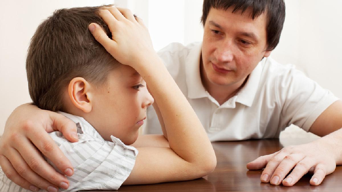Los niños damnificados presentan los efectos de un estrés postraumático.