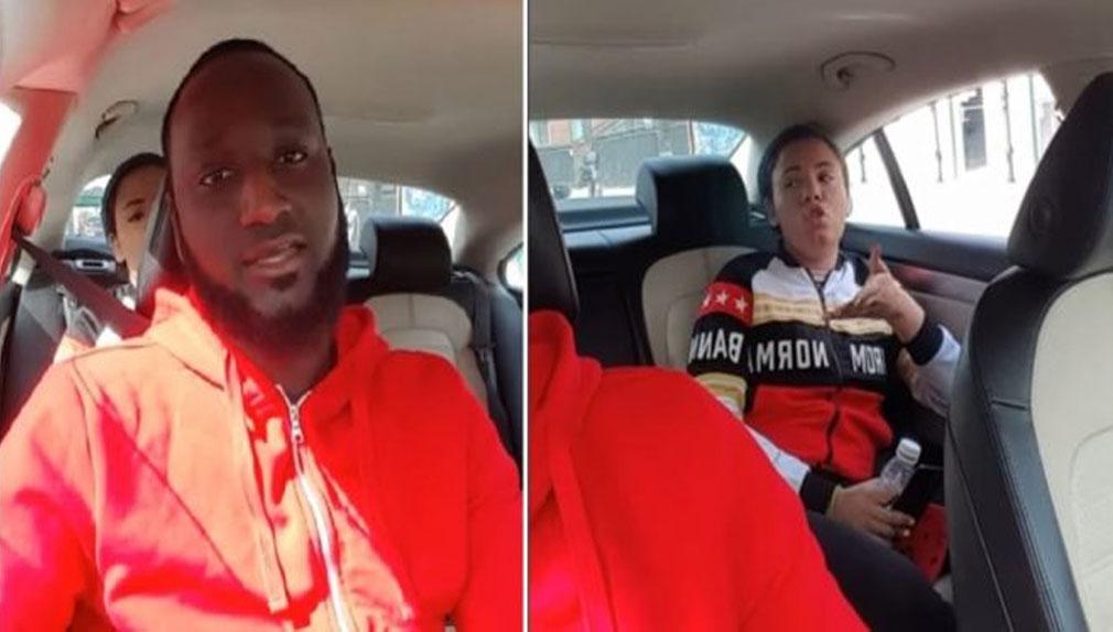 Uber expulsa de por vida a una pasajera que insultó a un conductor afroamericano.
