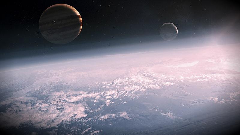 La oposición de Júpiter sucede cada 13 meses cuando su órbita y la de la Tierra en relación al Sol coinciden.