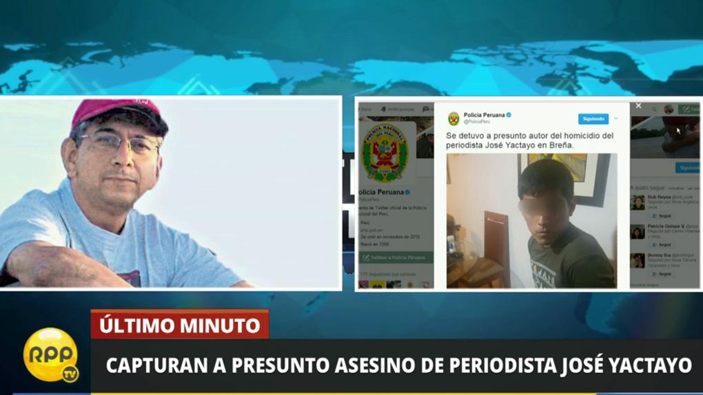 José Yactayo desapareció hace más de 39 días.