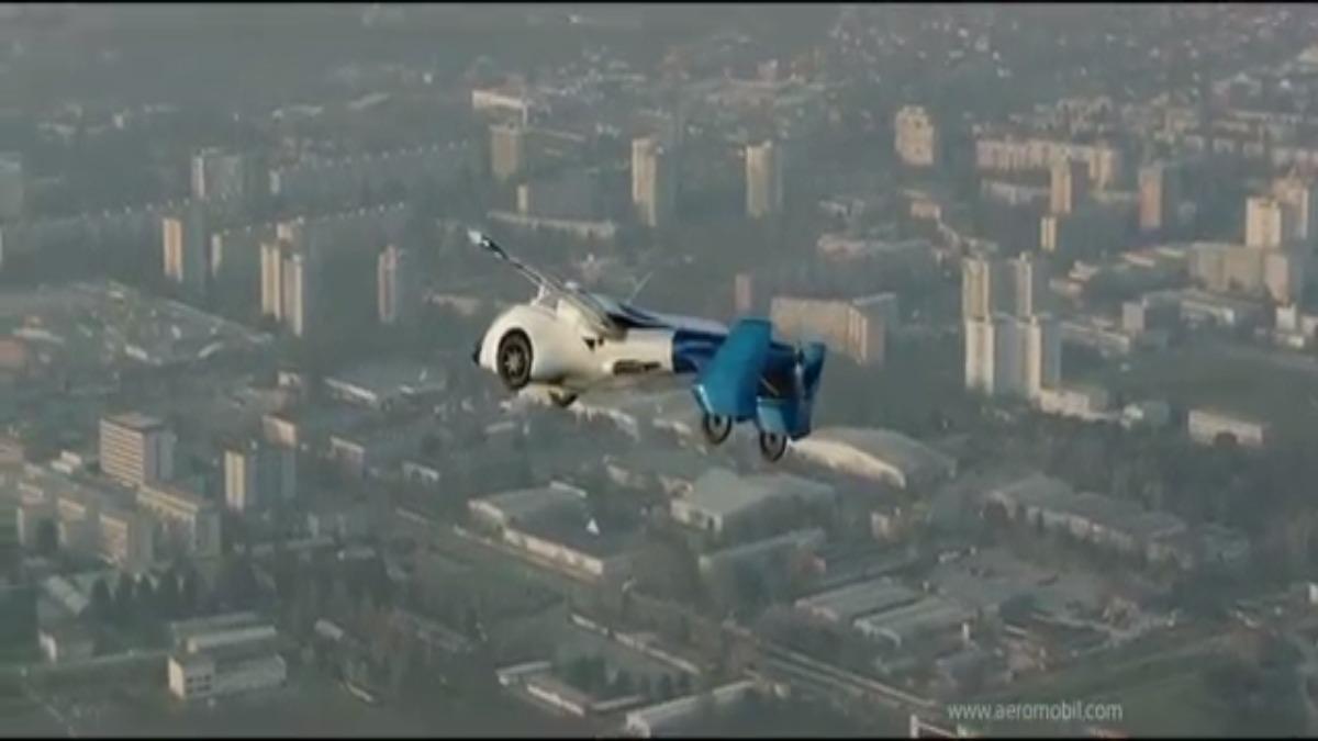 Así fue un vuelo de prueba el 23 de marzo de 2015.