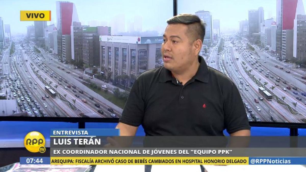 Luis Terán Poemape explicó que terminó su relación laboral en buenos términos, pero no cumplieron con sus derechos laborales.