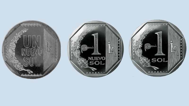 Bcr Por Qué Hay En Circulación Monedas De Un Sol Pintadas De Rojo Banco Central De Reserva Rpp Noticias