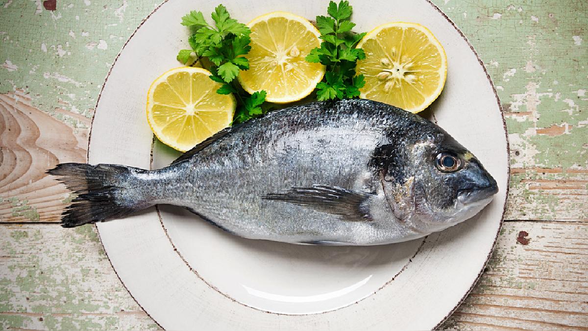 El pescado es fuente de proteínas de alta calidad, minerales y vitaminas.