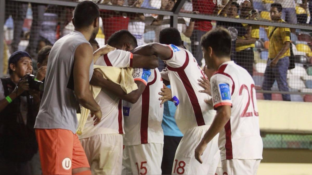 Universitario nunca había goleado a Alianza Lima en el Estadio Monumental.