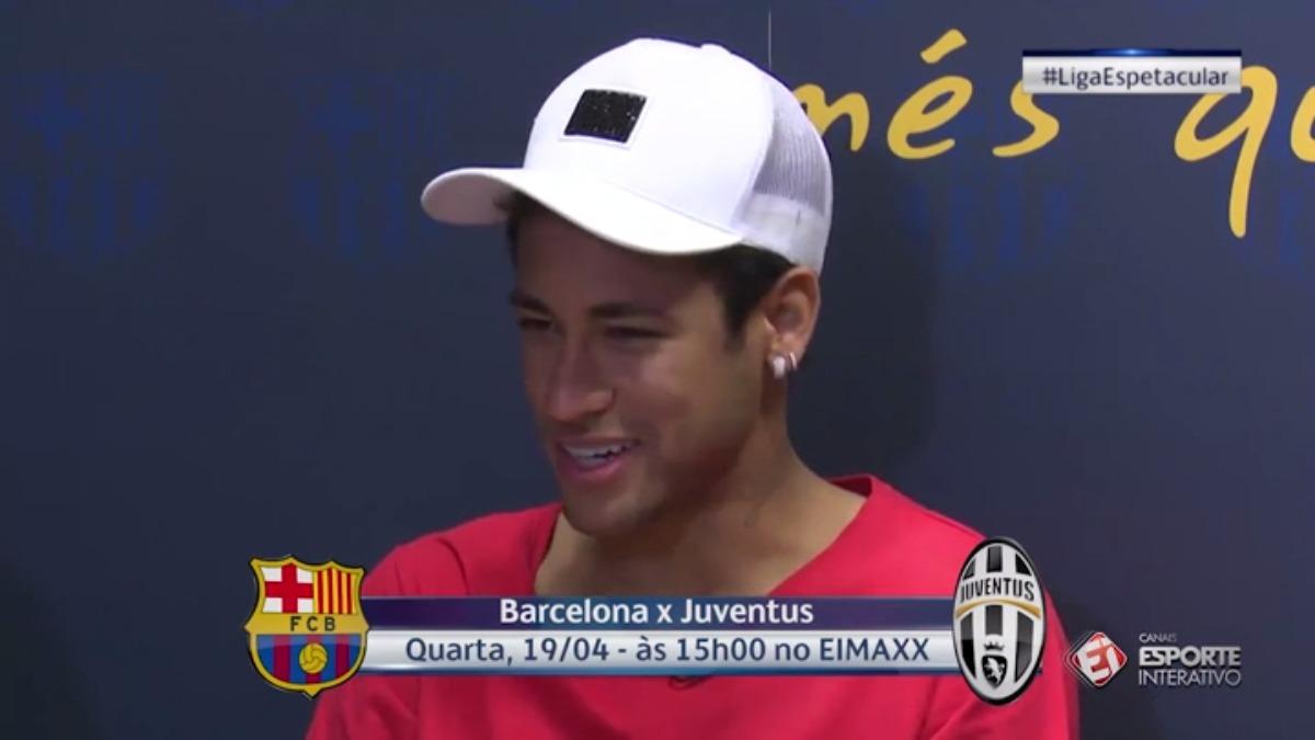 Neymar podrá jugar ante Juventus en Champions League, mas no ante Real Madrid en la Liga.