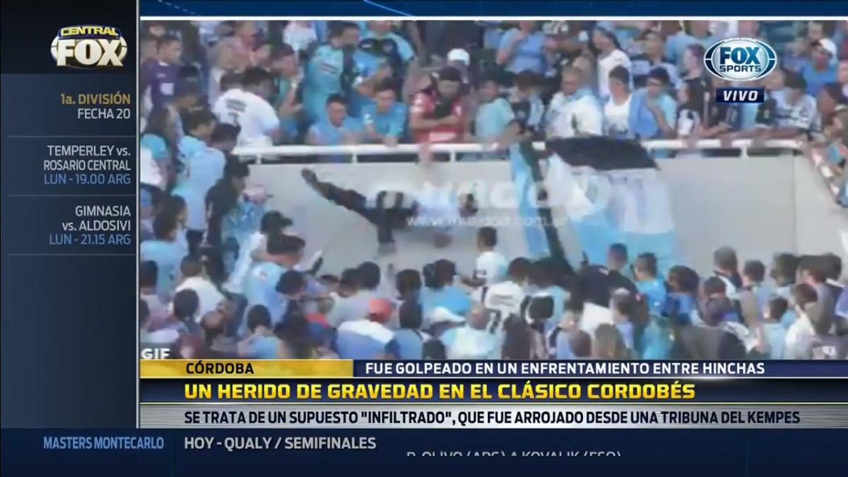 El Clásico entre Talleres y Belgrano se jugó en el estadio Mario Alberto Kempes.