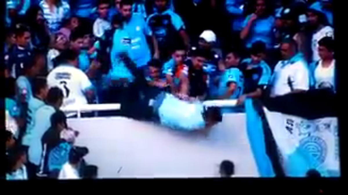 Este sábado se realizó el encuenro entre Belgrano y Talleres que tuvo un desenlace trágico.