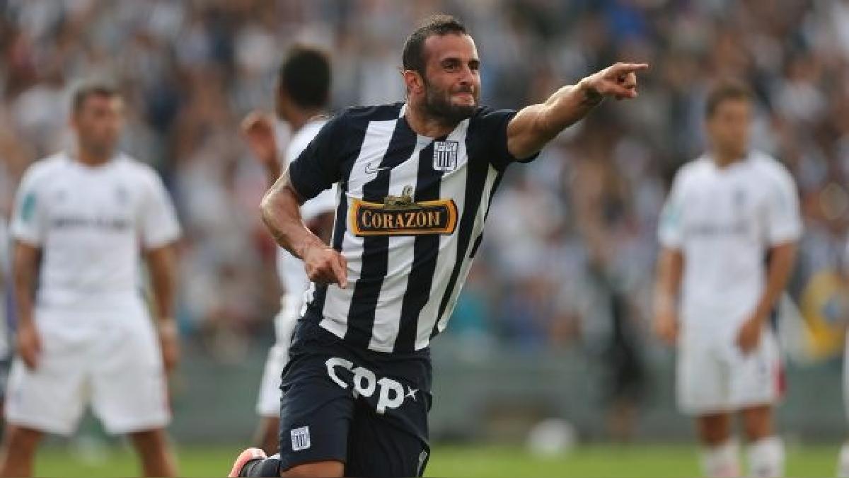 Mauro Guevgeozián llegó en la temporada 2013 a Alianza Lima.