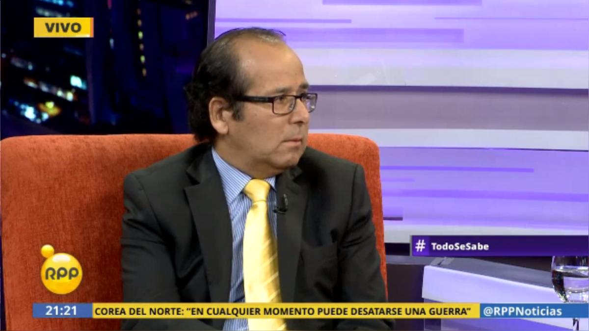 Ronald Gamarra comentó sobre la colaboración eficaz de Barata