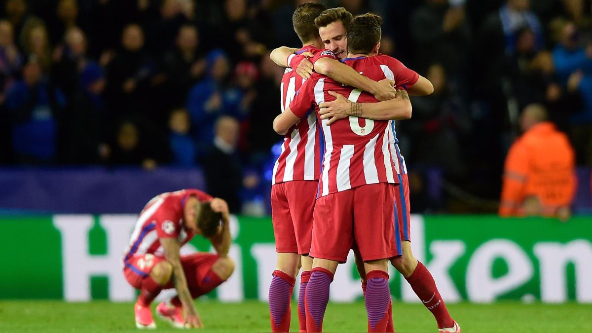 Atlético de Madrid es el actual subcampeón de la Champions League.