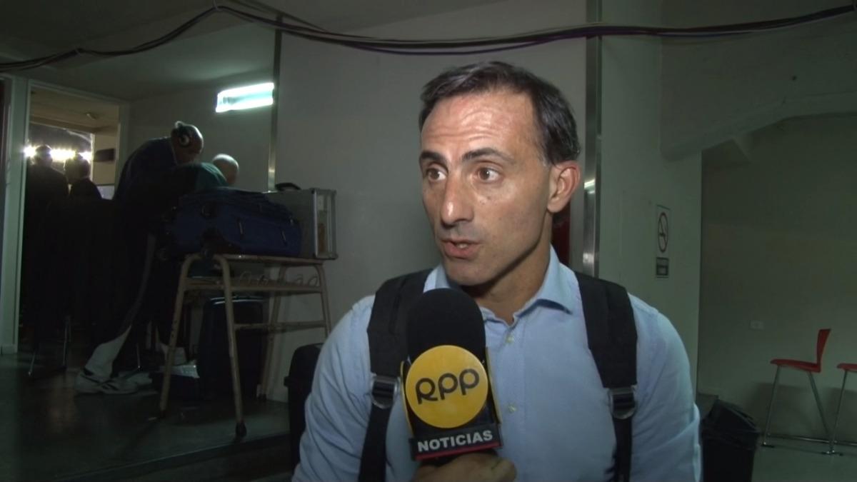 A Diego Latorre le agrada la idea de tener a Jorge Sampaoli como técnico de la Selección Argentina.