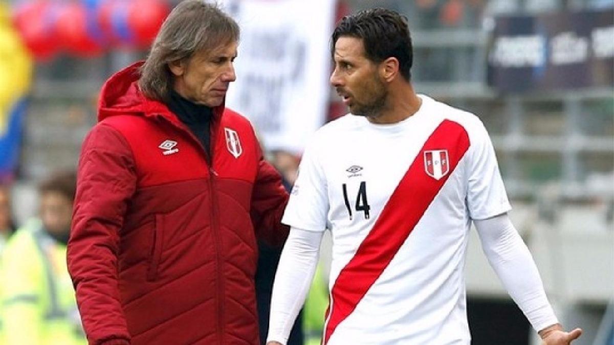 Claudio Pizarro también se mostró a favor de la continuidad de Ricardo Gareca.