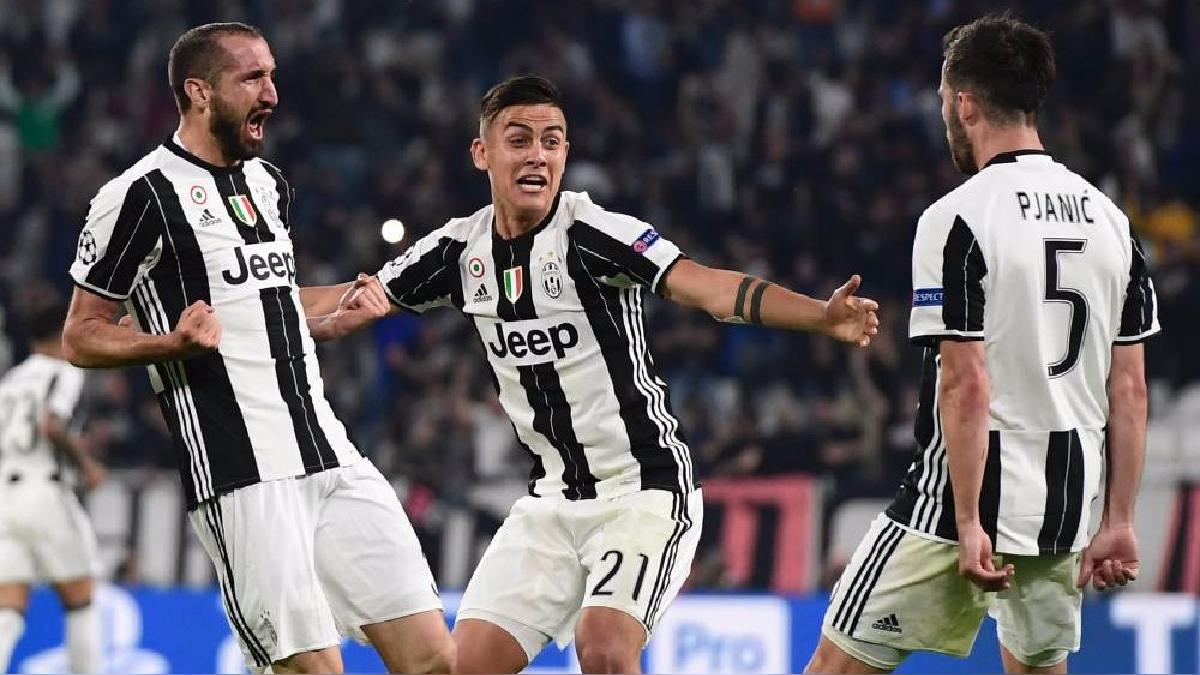 Mira el video que realizó Juventus para el partido con Barcelona.