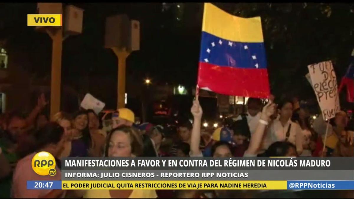 Integrantes del PCP se encuentran a favor del Gobierno de Nicolás Maduro.