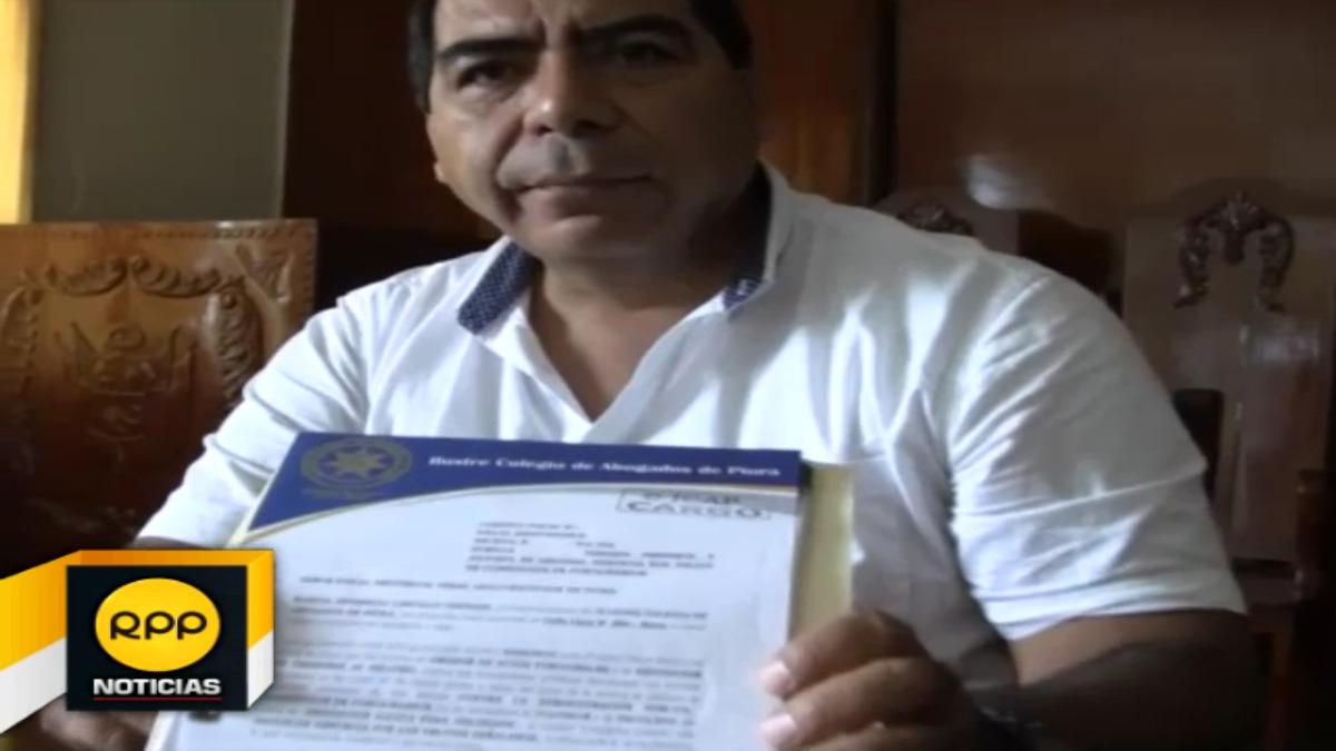 Autoridades políticas de Piura deberán responder ante el Ministerio Público por su presunta responsabilidad en el desborde del río.