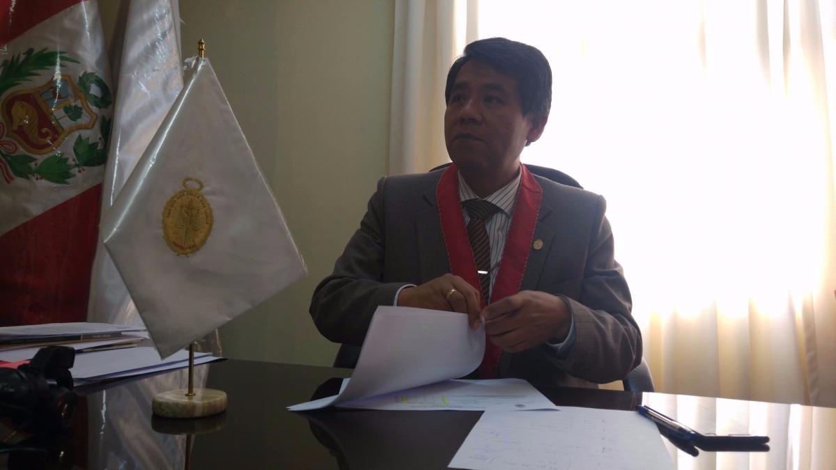 Fiscales y peritos acelerarán investigación de presuntas irregularidades en obras ejecutadas por Odebrecht y OAS en Cusco.