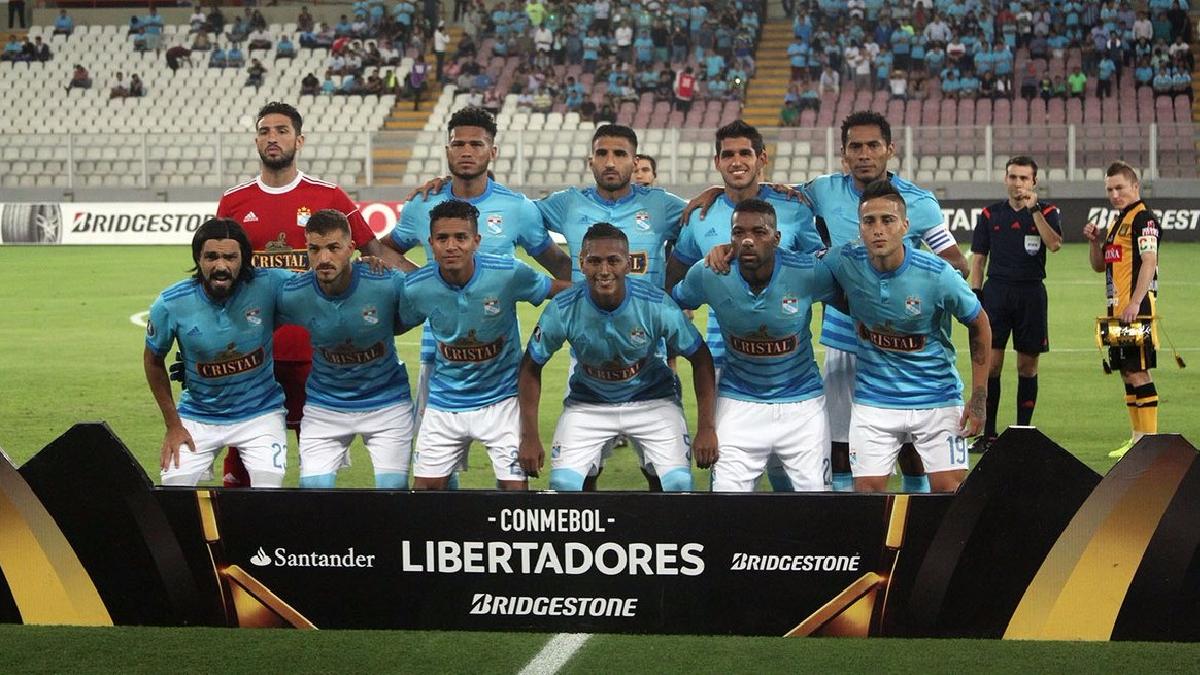 Sporting Cristal tiene 2 puntos de 9 posibles en la Copa Libertadores 2017.
