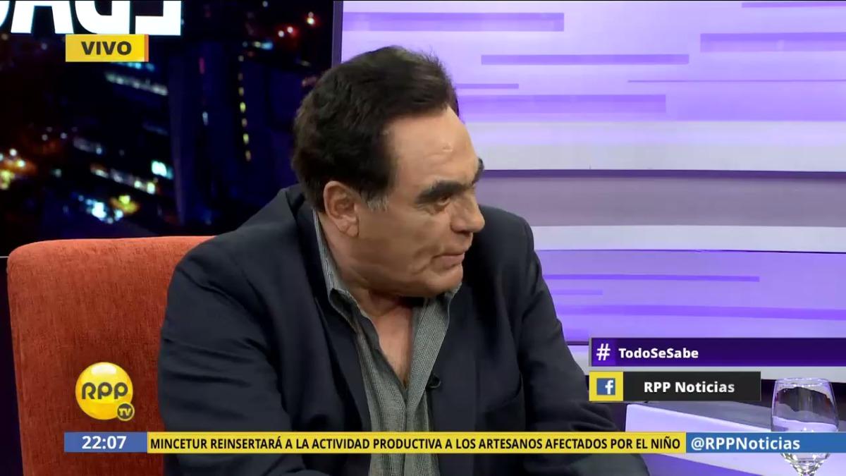 Gonzales Posada criticó duramente al Gobierno de Nicolás Maduro.