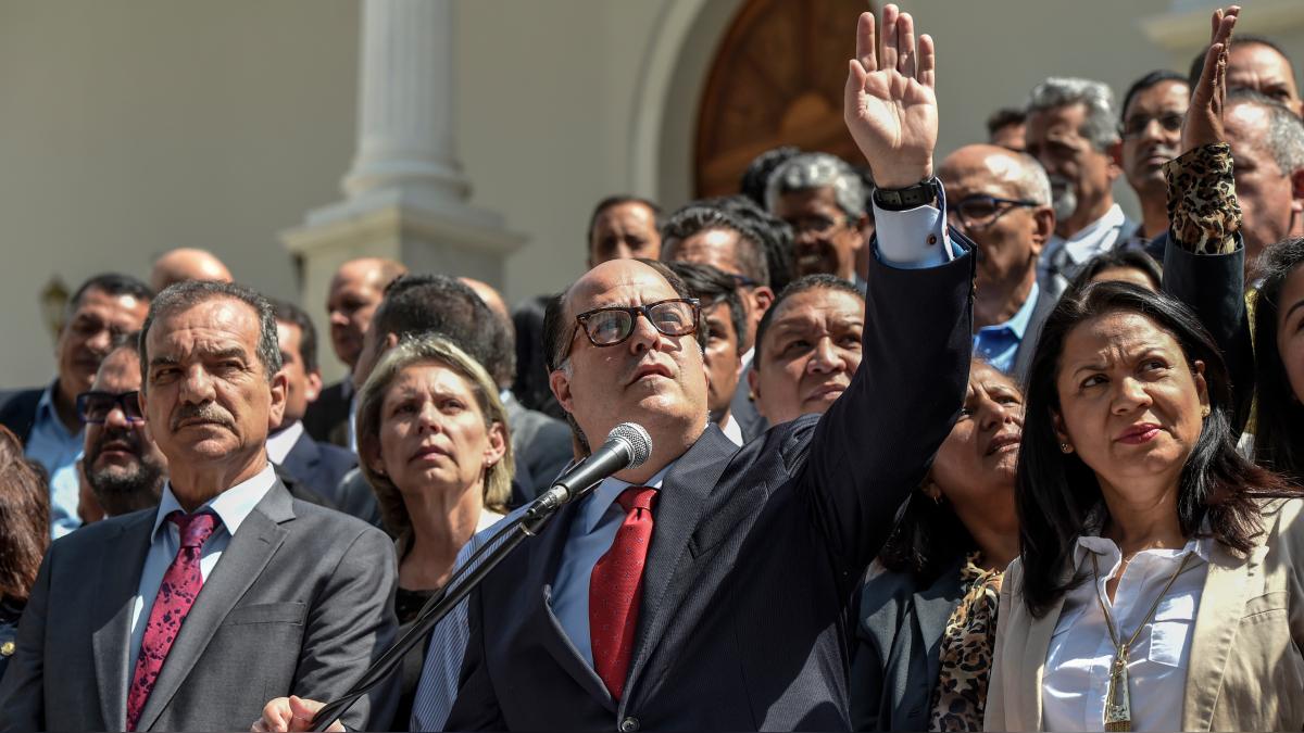 Julio Borges habló en exclusiva con RPP Noticias sobre la situación de Venezuela.
