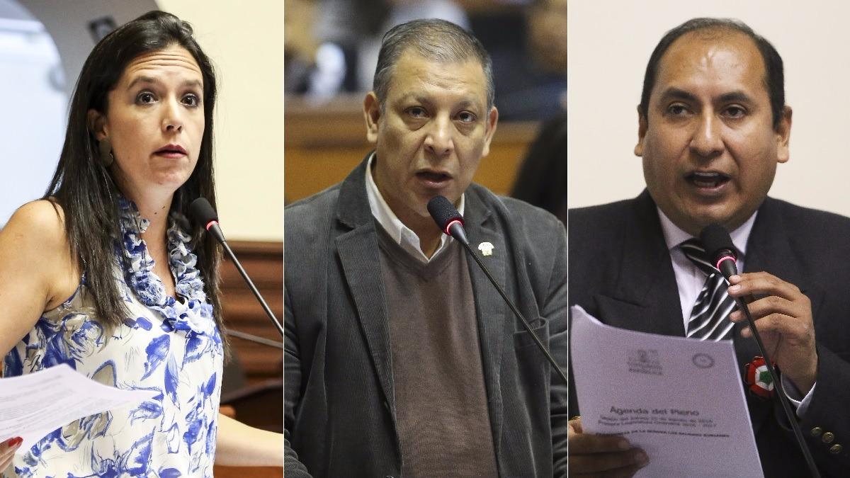 La bancada del Frente Amplio usó la imagen del velorio de una senderista durante un video propio. Según Marco Arana, fue un error de su equipo. Glave y Arce, que luego sería el único de la bancada en votar a favor de la condena a la situación en Venezuela, pidieron que el hecho se investigue.