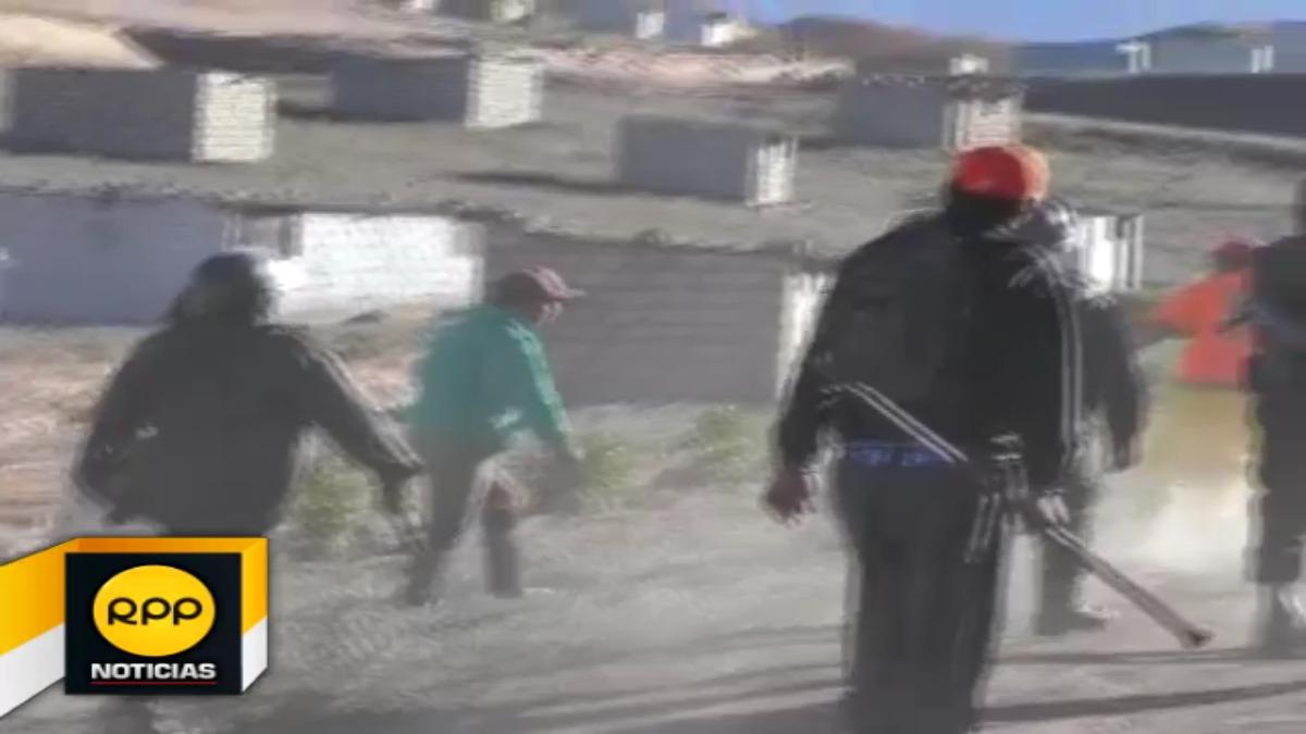 Más de 200 viviendas precarias fueron destruidas