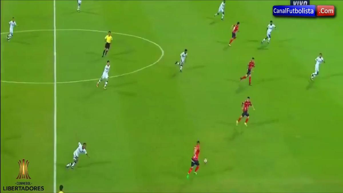 El resumen de goles del DIM vs. Melgar.