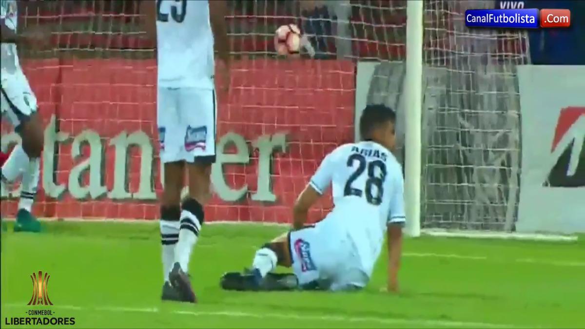 DIM ganó 2-0 al Melgar y los goles fueron de Valentín Viola (13') y Andrés Mosquera (63').