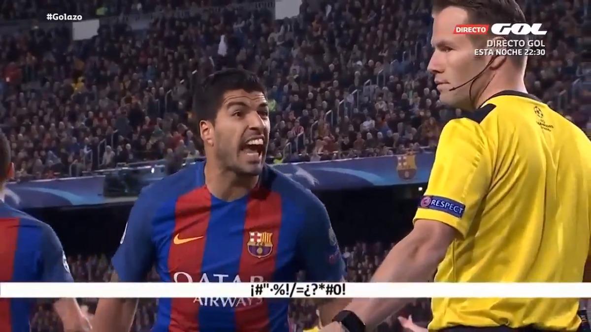 Luis Suárez no marcó ningún gol en la llave de cuartos de final ante Juventus.