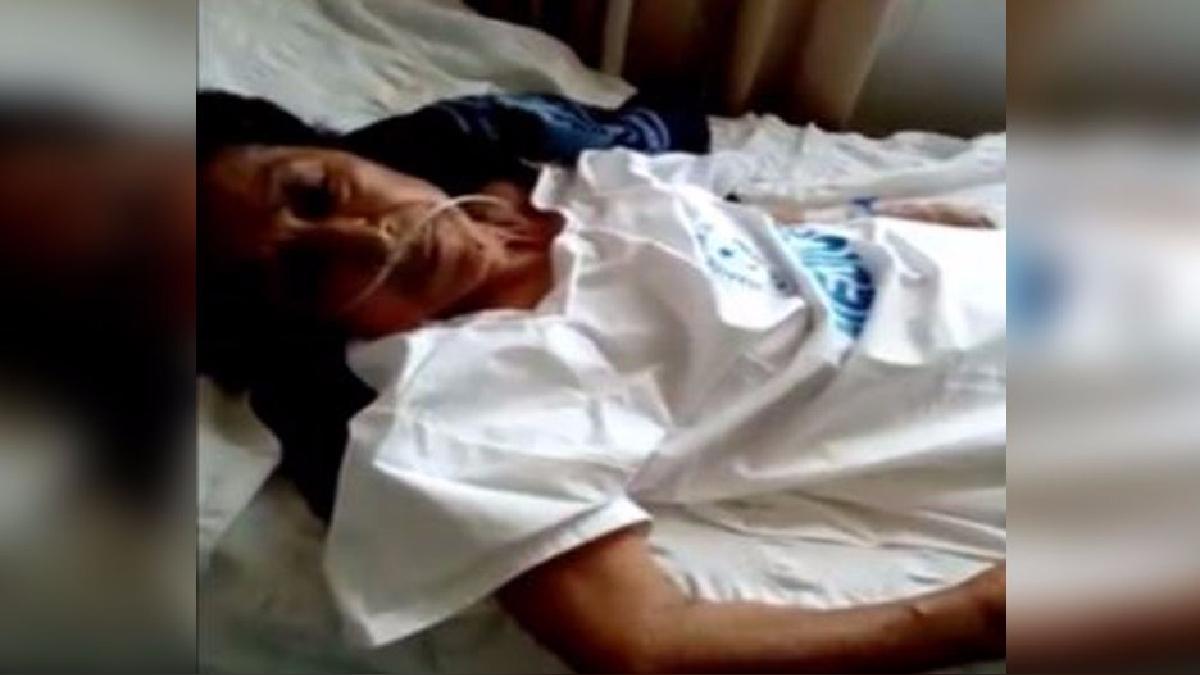 A través del Rotafono, nieta denuncia maltrato a su abuela en hospital del Minsa.