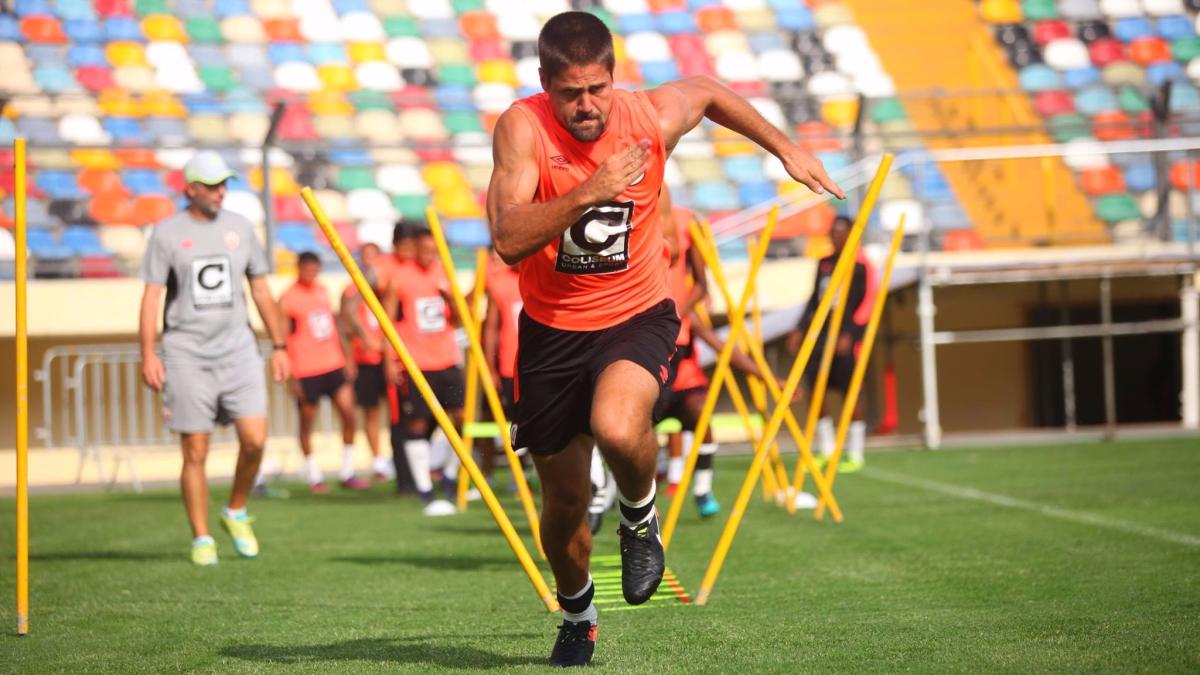 Werner Schuler jugó la temporada pasada en Melgar de Arequipa.