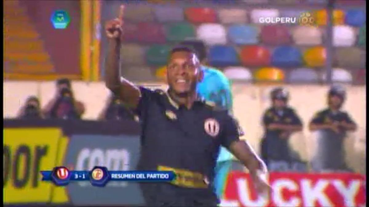 Mira el resumen de la victoria de Universitario ante UTC en el Estadio Monumental.