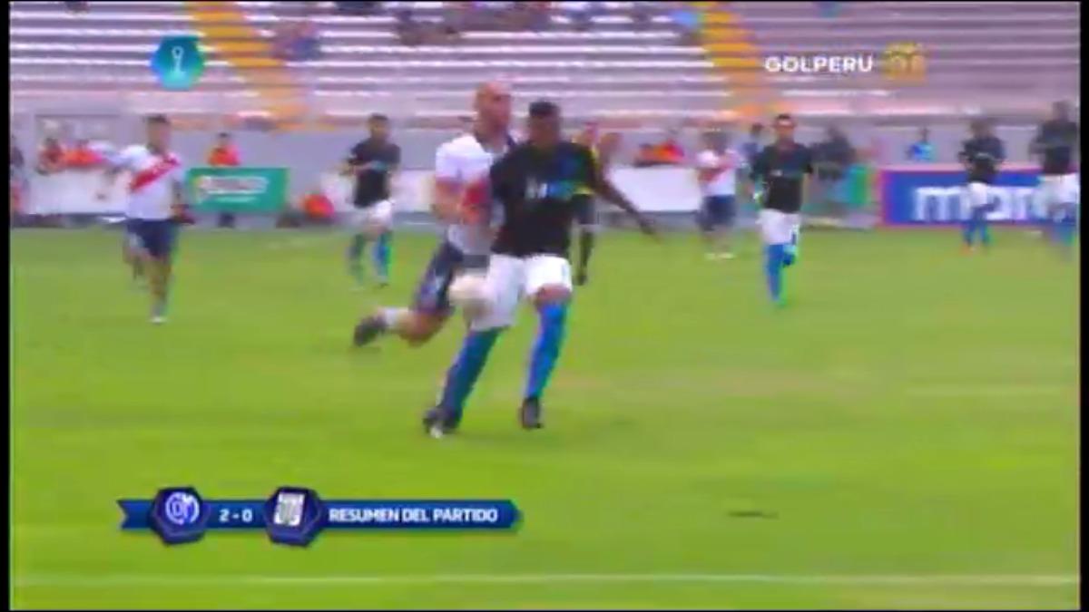 Deportivo Municipal ganó 2-0 a Alianza Lima con goles de Freddy Álvarez y Diego Mayora.