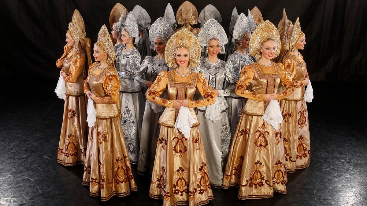 El Ballet Beriozka estará en el Gran Teatro Nacional el 26, 27 y 28 de abril.