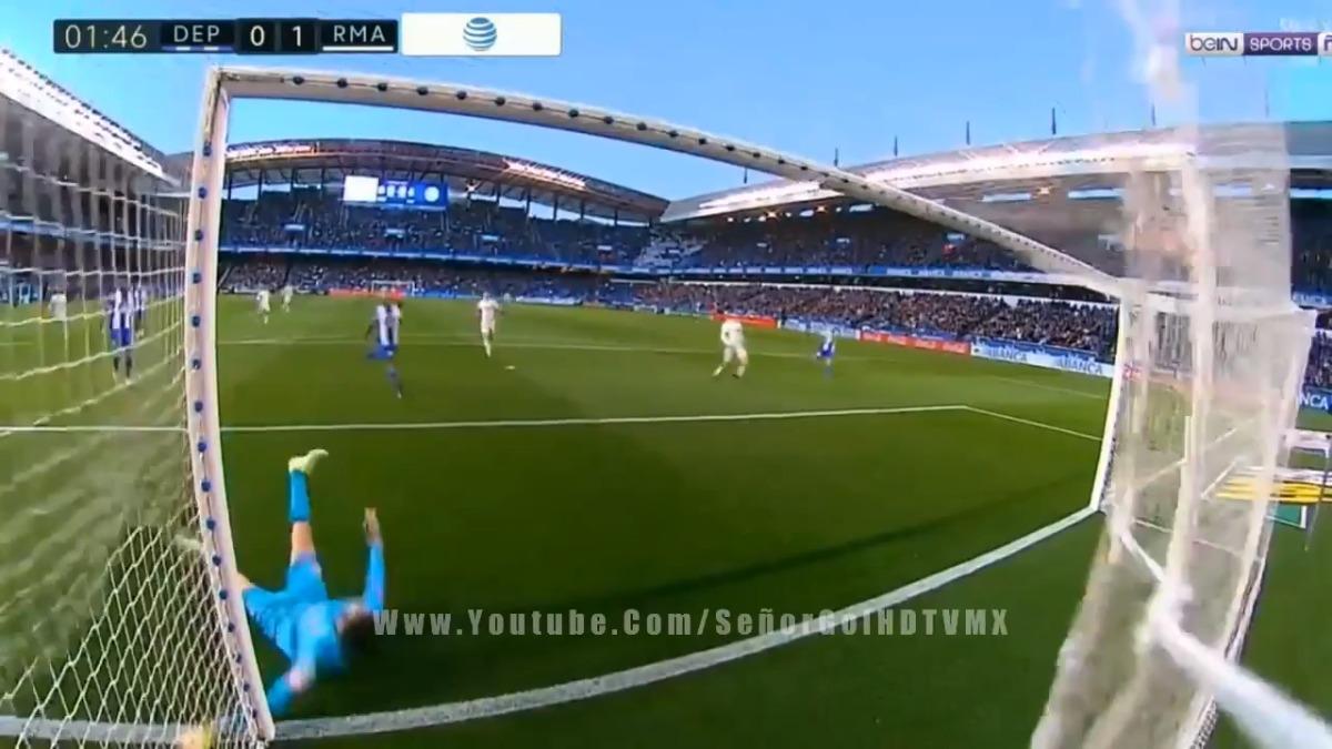 Video   Álvaro Morata marcó un golazo para Real Madrid a los 52 ...